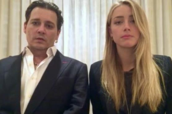 «جانیدپ» به ضربوجرح همسرش متهم شد +عکس