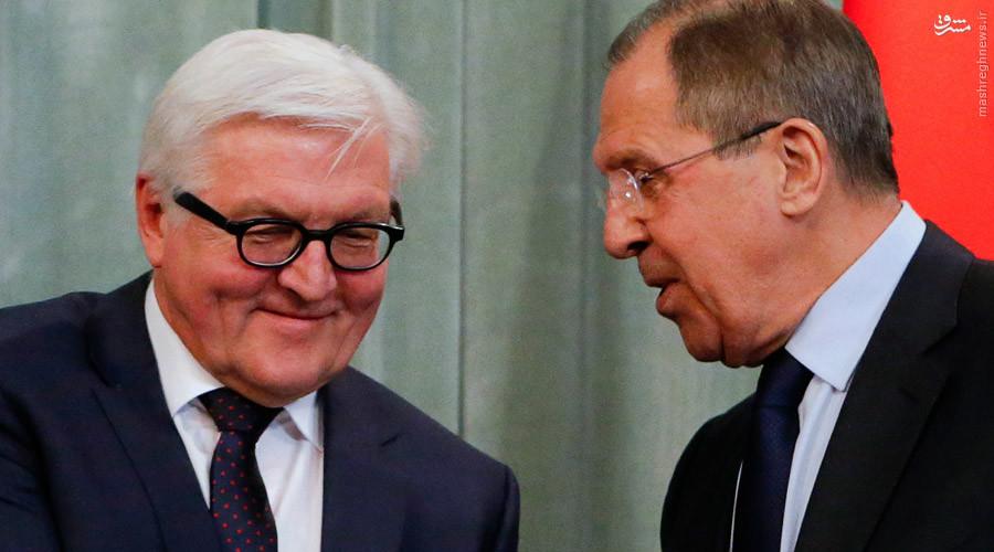 کاهش تدریجی تحریمهای مسکو از سوی برلین