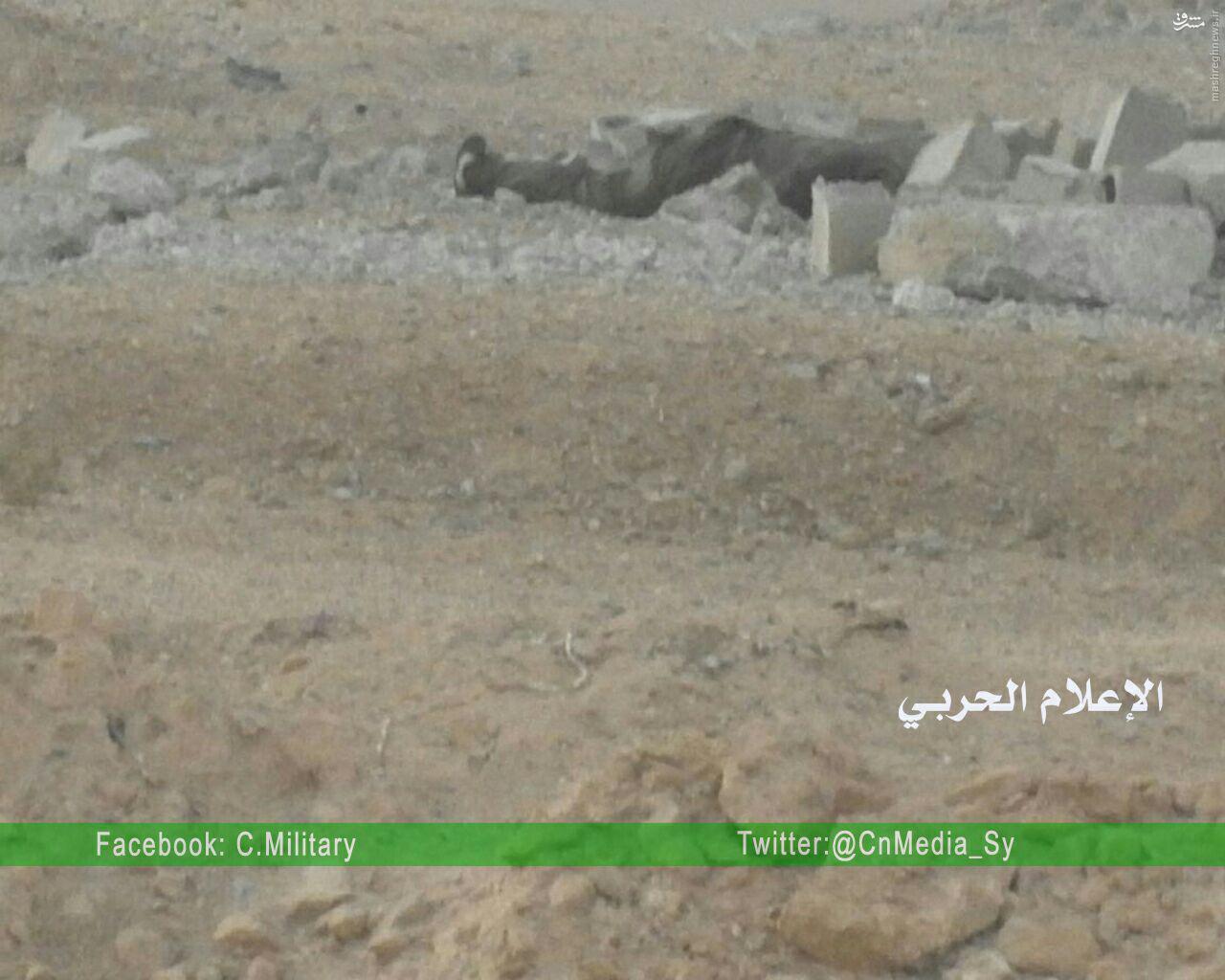 نبردهای دیرالزور به روایت حزب الله+فیلم و عکس