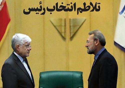 گروگانگیری نمایندگان مجلس دهم توسط اصلاحطلبان/ عصبانیت شدید از رایدهی نمایندههای امید به لاریجانی