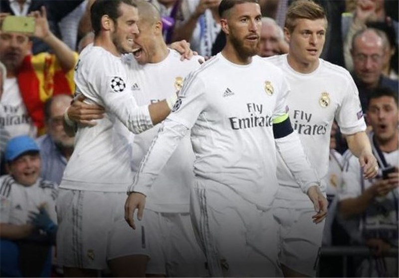 ترکیب رئال برای فینال لیگ قهرمانان اعلام شد
