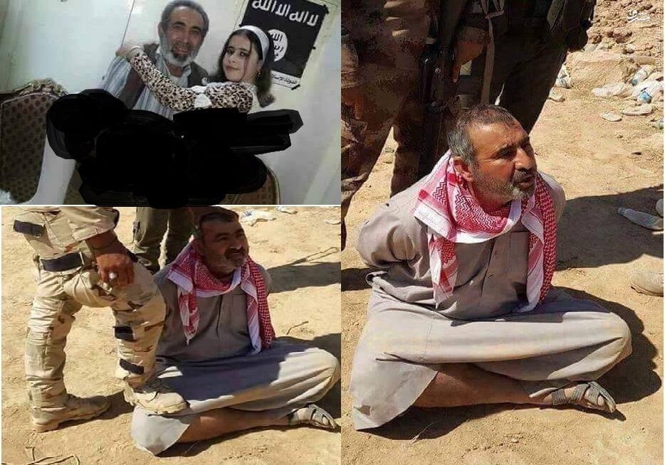 دستگیری قهرمان جهان نکاح در فلوجه!+عکس