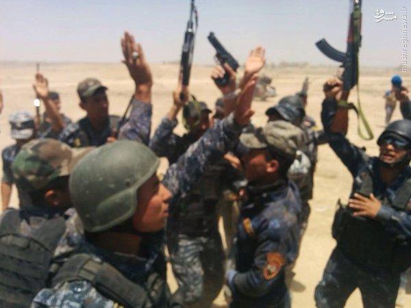 کارگاه ساخت خودروهای انتحاری داعش در فلوجه+عکس