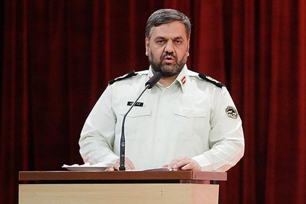 رئیس پلیس آگاهی: 25 درصد سرقت ها در تهران رخ می دهد