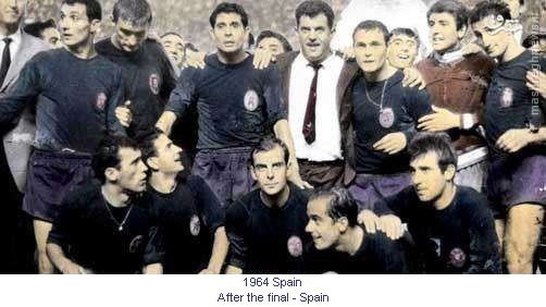 تاریخچه بازیهای یورو 1964