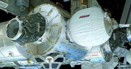 ناسا یک اتاقک بادشونده در فضا راه اندازی کرد