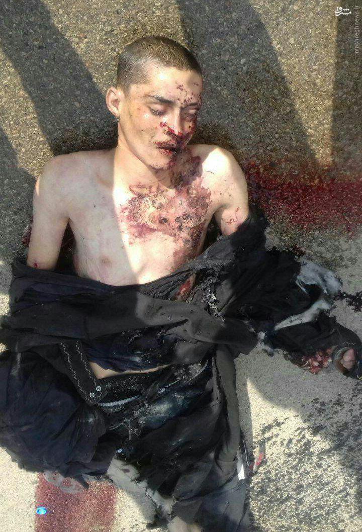 هلاکت انتحاری داعش توسط القاعده در دمشق+عکس