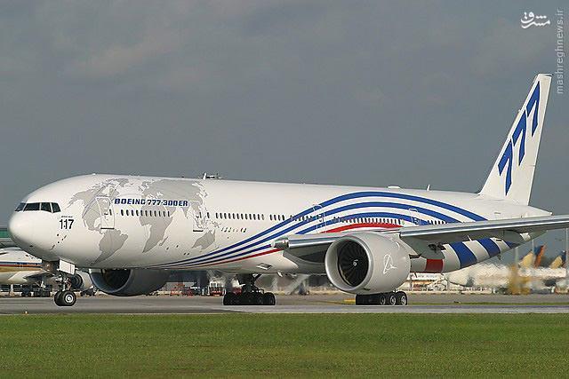ورود بویینگ به ایران قطعی شد/ ایران ایر 737 میخرد +عکس