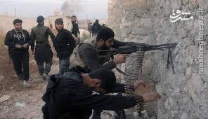 درگیری های شدید در غوطه شرقی دمشق+عکس و فیلم