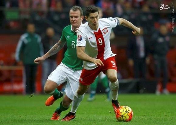 هشت تیم مرحله یک چهارم نهایی یورو 2016