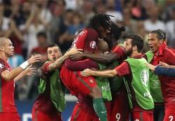 پرتغال با شکست لهستان راهی مرحله نیمه نهایی شد