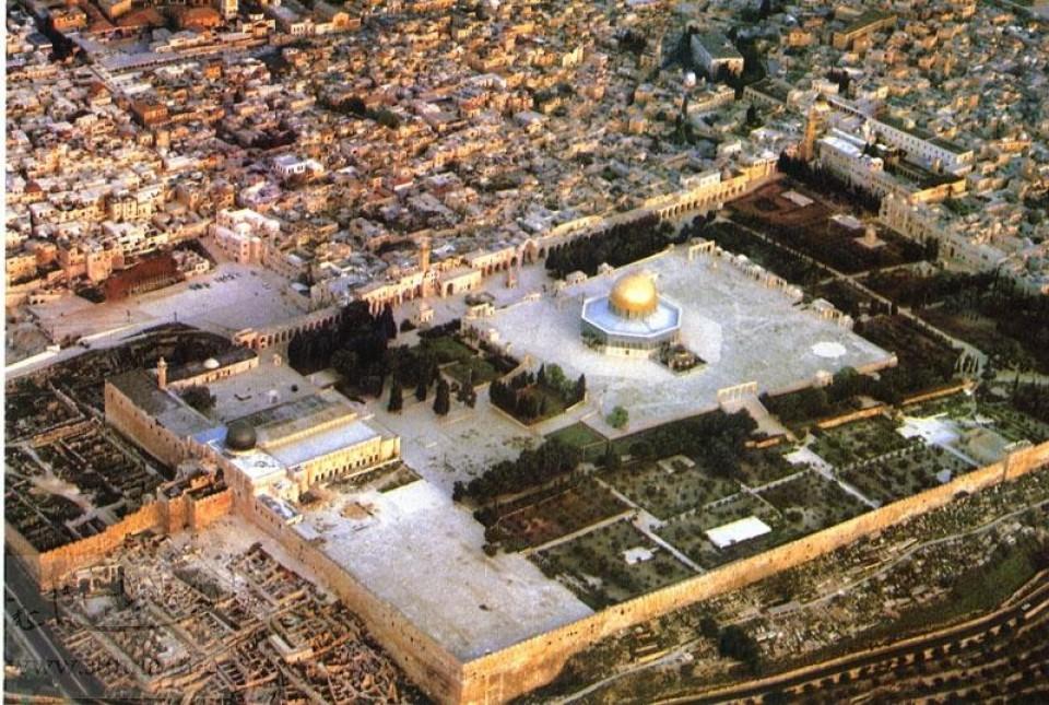 سرزمین فلسطین به ابراهیم (ع) عطا شد