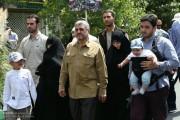 عکس/ حضور مسئولین نظام در راهپیمایی روز قدس