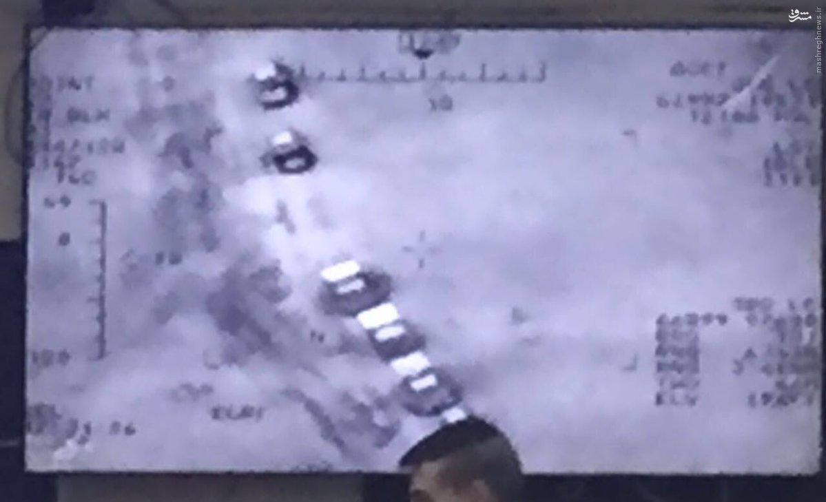 غنائم حشدالشعبی از کاروان داعش در اطراف فلوجه+عکس