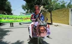 عکس/ خرِ مراد اسرائیل!