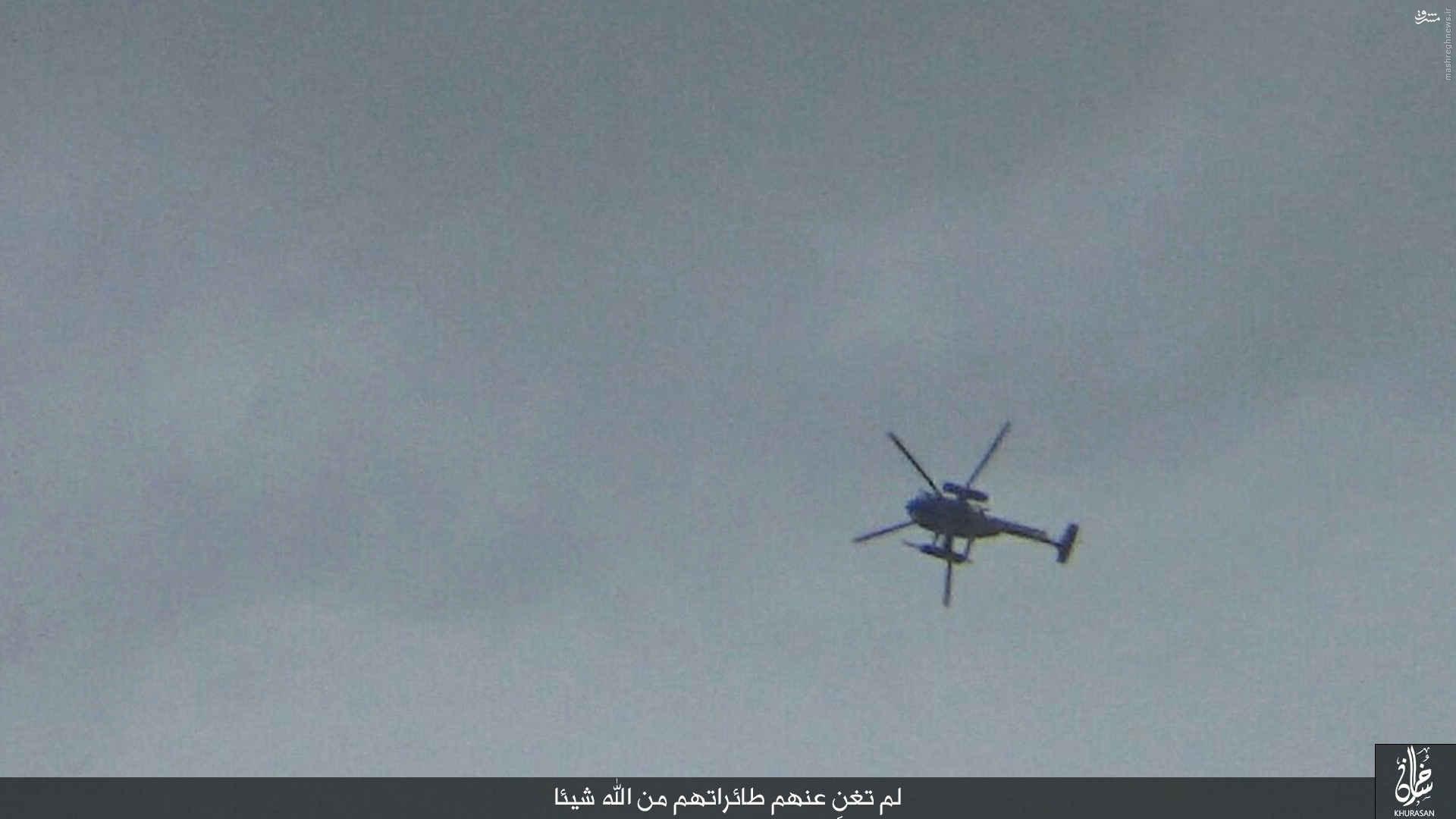 درگیری ارتش افغانستان با داعش در ننگرهار+عکس