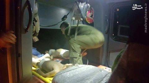 انتقام مسموم داعش از اهل سنت استان الانبار+عکس