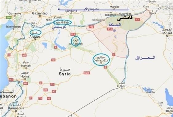 فیلم/ترور فرمانده شبه نظامیان کرد در قامشلی سوریه