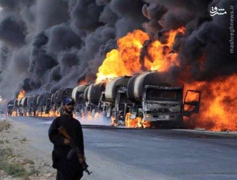 با از دست دادن قلمرو در عراق و سوریه، داعش قلمرو جهانی ترور را گسترش می دهد