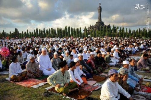 عید بندگی در در سرزمین من +تصاویر