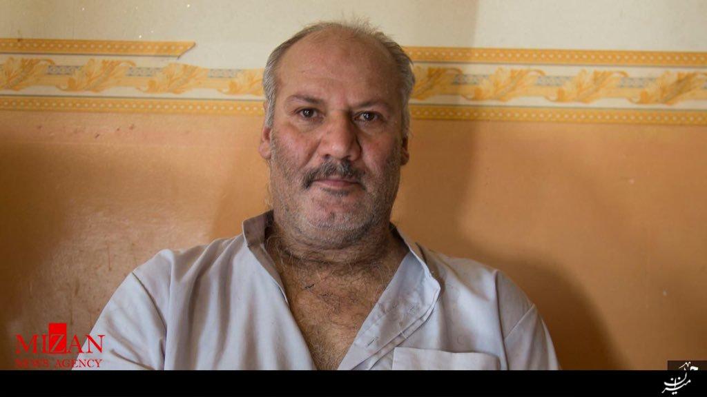داعش فردی را به اتهام ساحری اعدام کرد+عکس