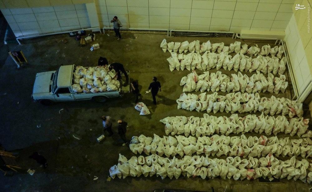 کوچه گردانهای عاشق / گروه مورد اشاره رهبر انقلاب در خطبه های نماز عید فطر