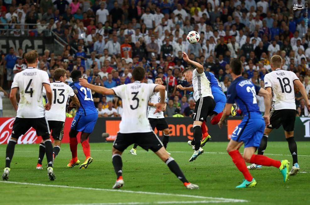 فرانسه - پرتغال؛ فینال یورو 2016/ شواین اشتایگر و نویر آلمان را ناامید کردند