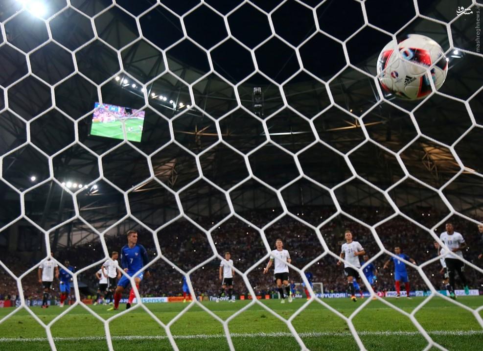 فرانسه - پرتغال؛ فینال یورو 2016/ شواین اشتایگر و نویر آلمان را ناامید کردند +عکس و فیلم