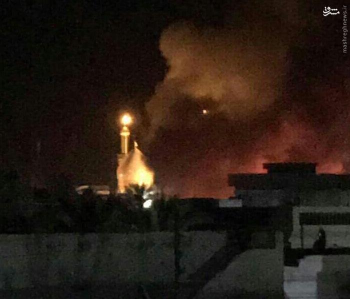 حمله انتحاری داعش به شهر بلد در نزدیکی سامرا/ شب خونین با 35 شهید و 65 زخمی +عکس