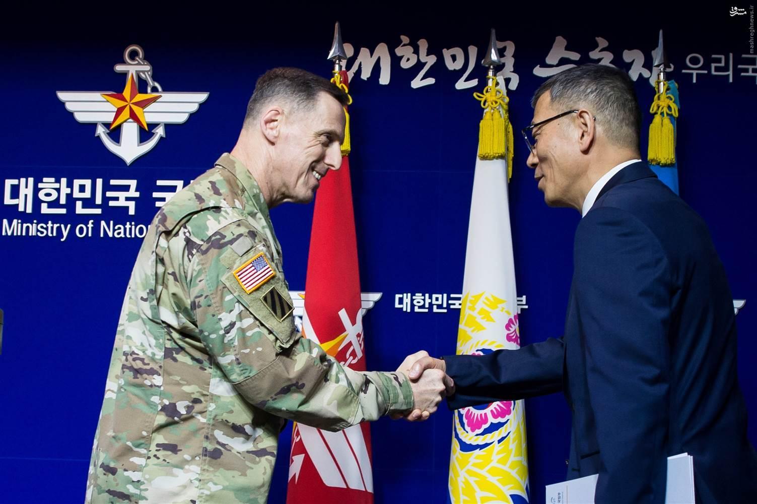 واکنش موشکی کره شمالی به استقرار سامانه آمریکایی در منطقه