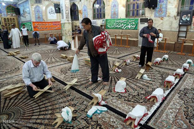 چترگسترده امنیت ایرانی بر سر منطقه +عکس