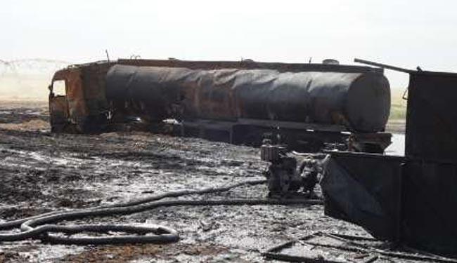 داعش مهم ترین میدان نفتی خود را از دست داد