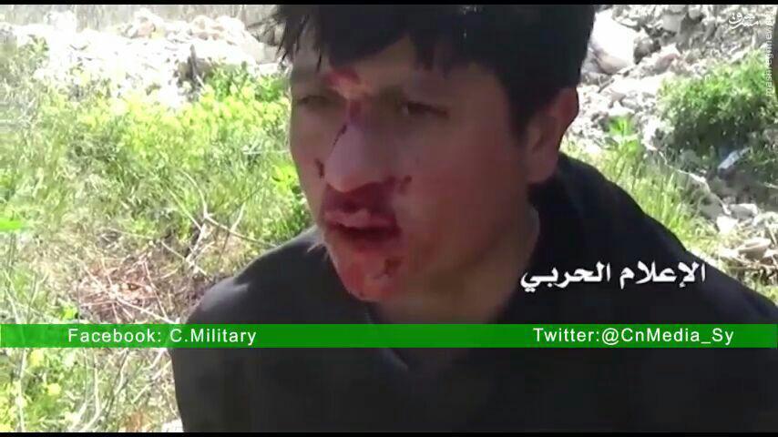فیلم/اسیر تروریستها در قبضه حزب الله