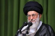 فیلم/ شعر طنز ناصر فيض در ديدار شاعران با رهبر انقلاب