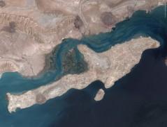 عکس ناسا از جزیره قشم