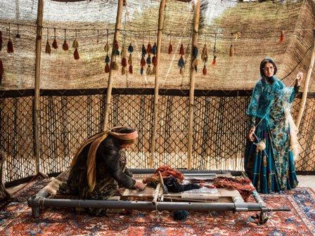 روایت خواندنی نیویورکتایمز از بافت فرشهای ایرانی