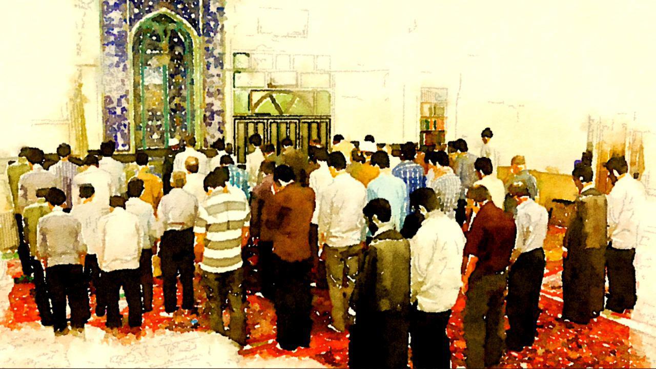 روایتی از بندگی در مستند «مسجد شب زندهدارها»