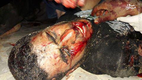 انتحار داعشی در آشپزخانه جیش الاسلام+عکس