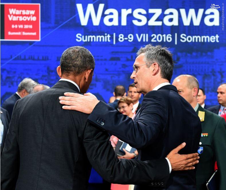 تیغ کُند سران اتحادیه اروپا در برابر رهبر ناتو  + تصاویر و سند