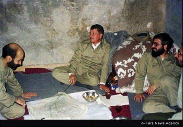 از سپاه دزفول تا فرماندهی بر قرارگاه خاتم +عکس
