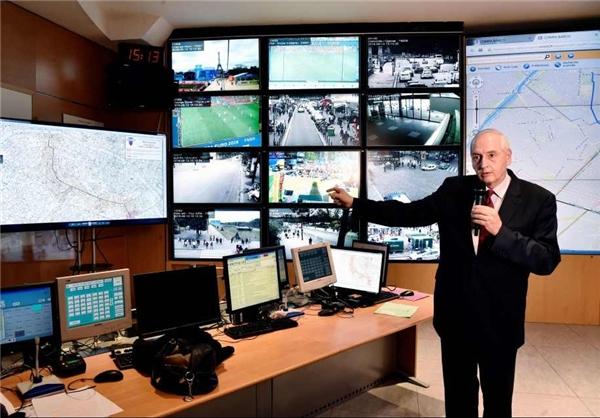 تدابیر شدید امنیتی در آستانه فینال یورو +عکس