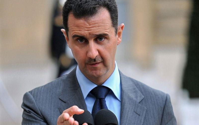 اسد چه اتهامی به میهمانانش زد؟