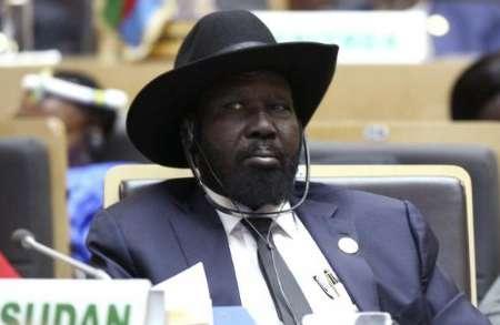 رئیسجمهوری سودان جنوبی فرمان آتش بس داد