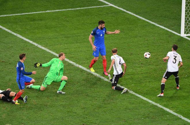 دقیقترین تیمهای یورو 2016 در ارسال پاس +جدول