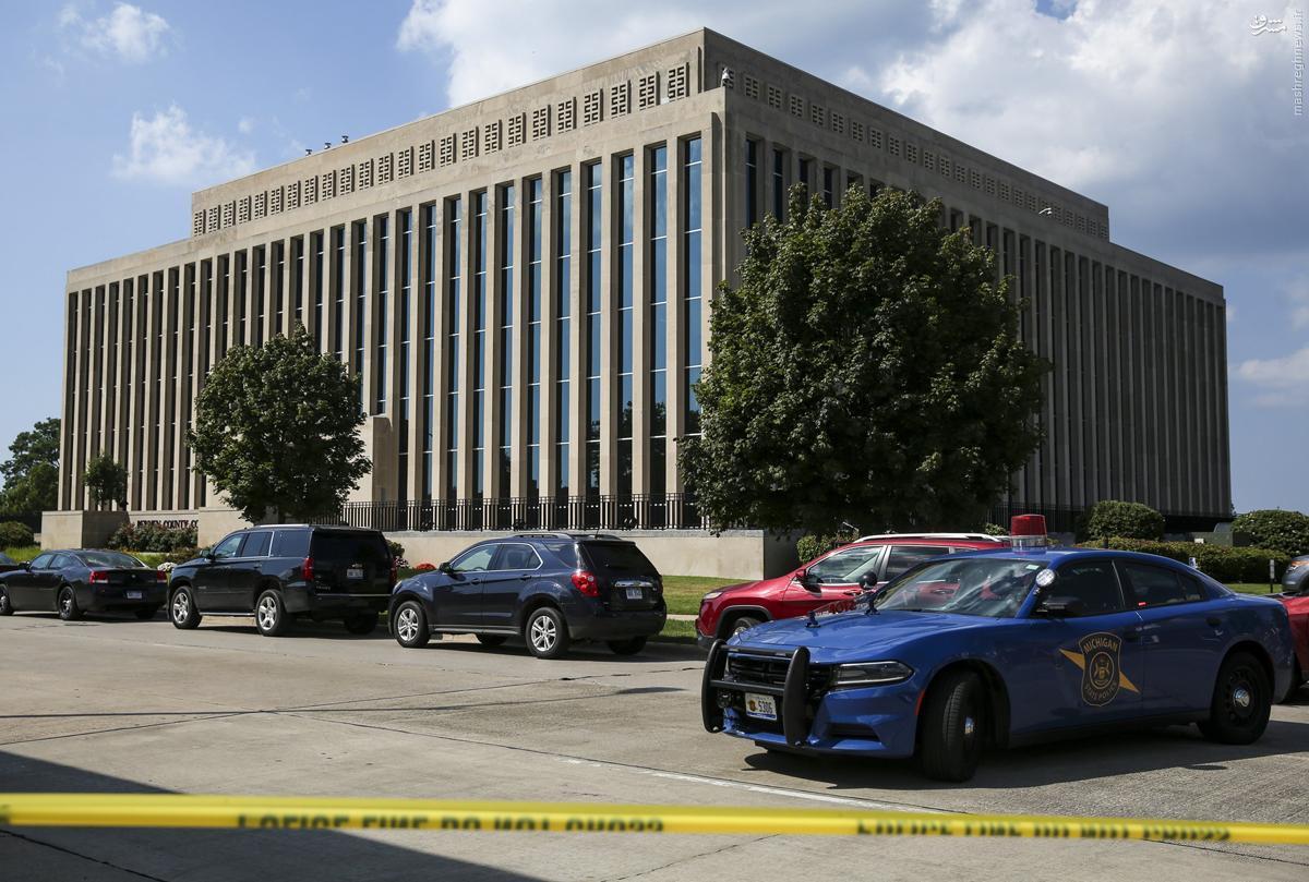 کشتهشدن 3 نفر در تیراندازی در دادگاه میشیگان