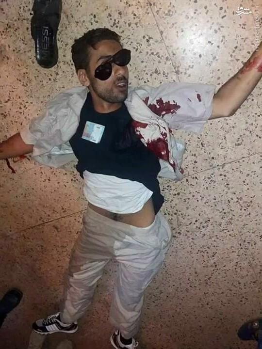هلاکت انتحاری در لاذقیه سوریه+عکس