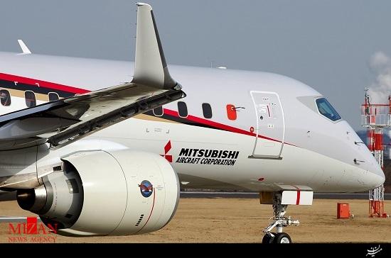 هواپیمای ژاپنی که ایران آن را میخرد +عکس