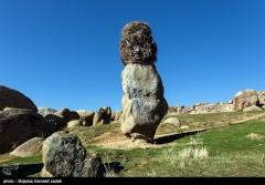 عکس/ سرزمین سنگهای افسانهای