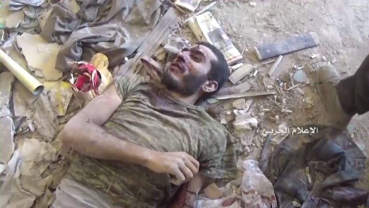 روز خونین تروریستها در حلب+عکس