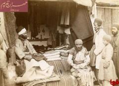عکس/ فروشگاه تاناکورا در زمان قدیم